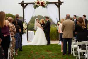 A Wedding in Aliso Viejo with Reverend Kathleen
